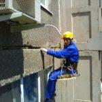 Герметизация, ремонт межпанельных швов